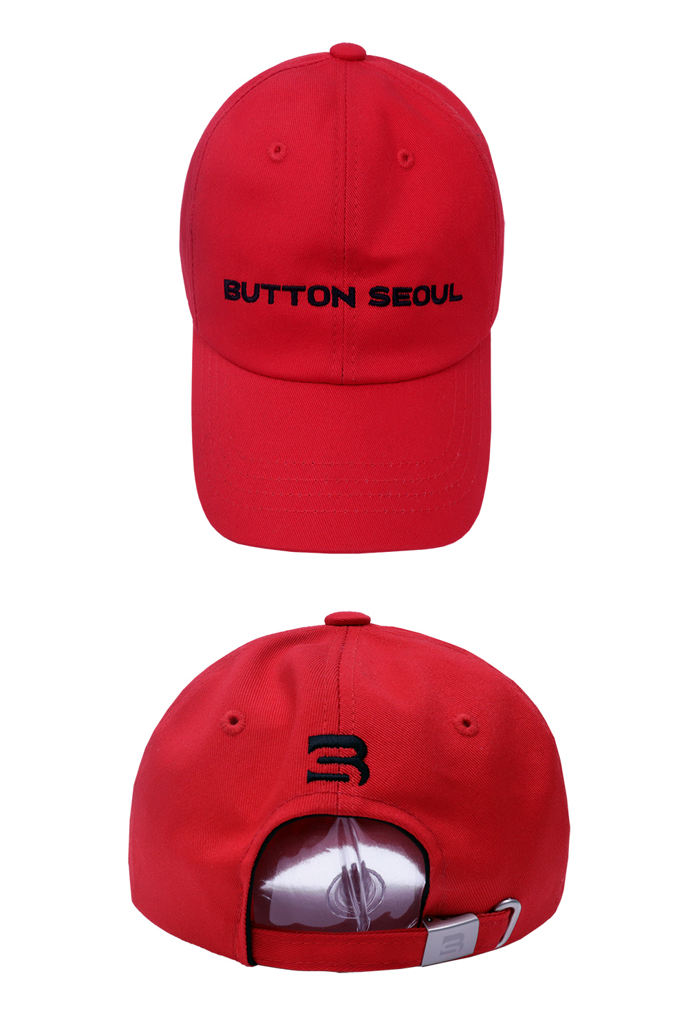 Basic Logo Ball Cap (8 color)