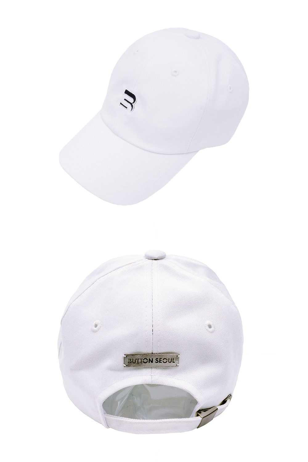 BS stitch Silver tap Ball cap (8 color)