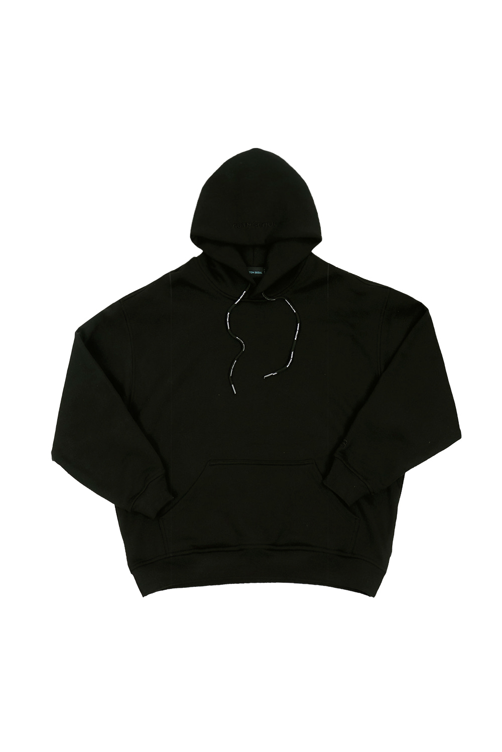 OverSize Heavy Hood (Black)
