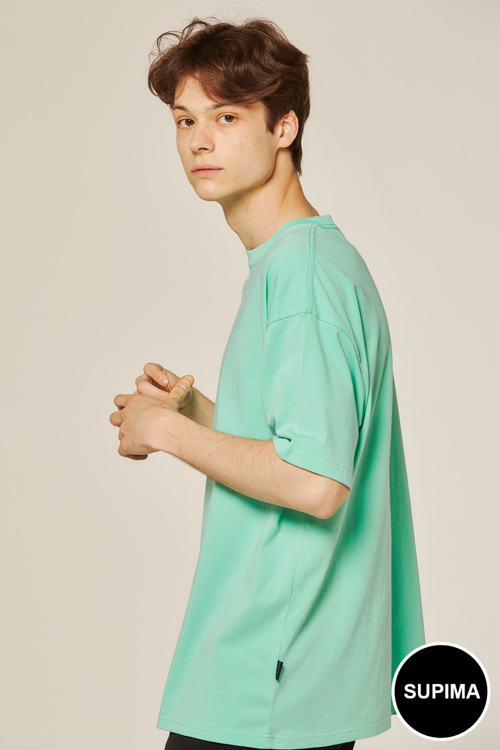 Original Supima T (Jade Green)