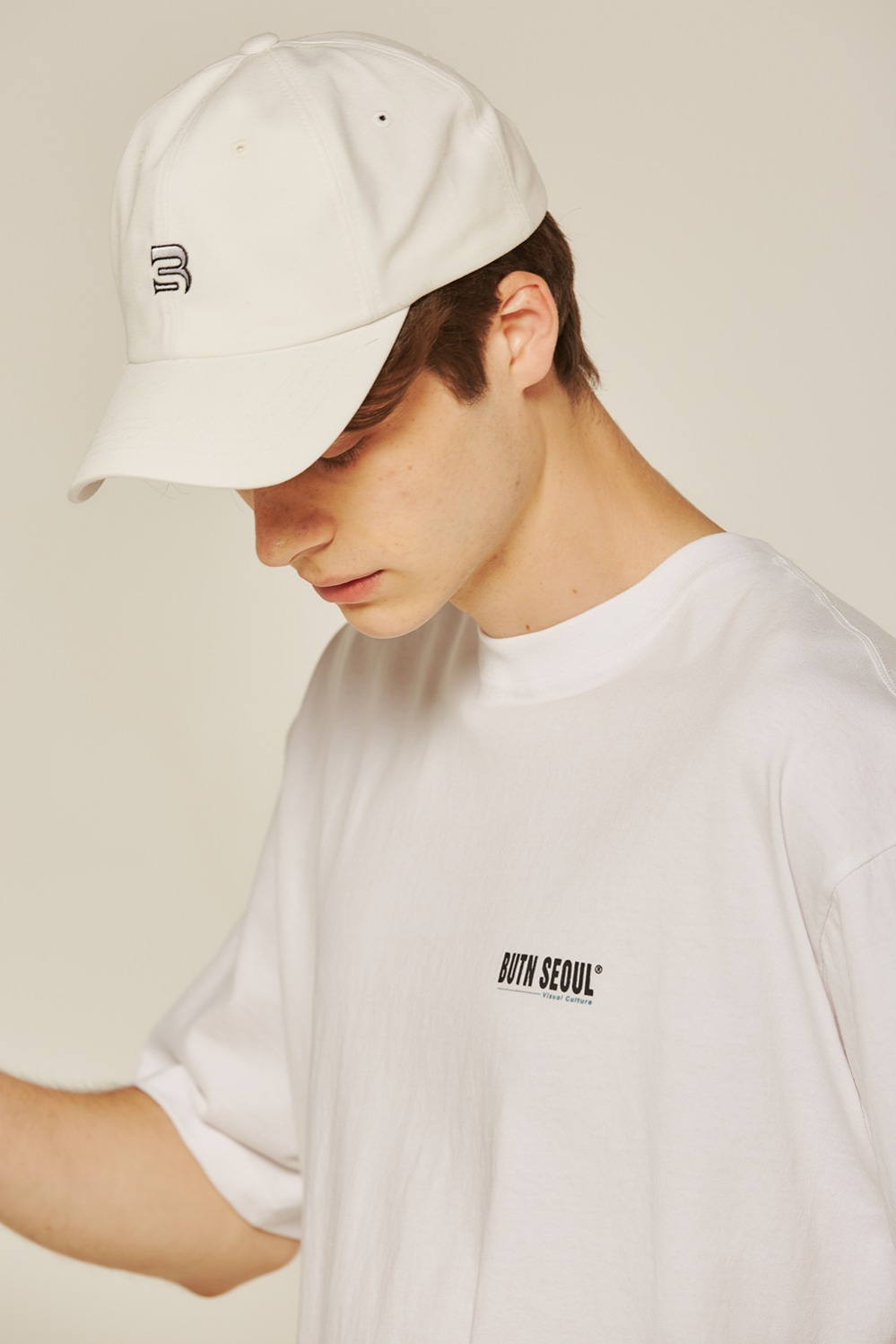 BS stitch Logo Ball cap (8 color)