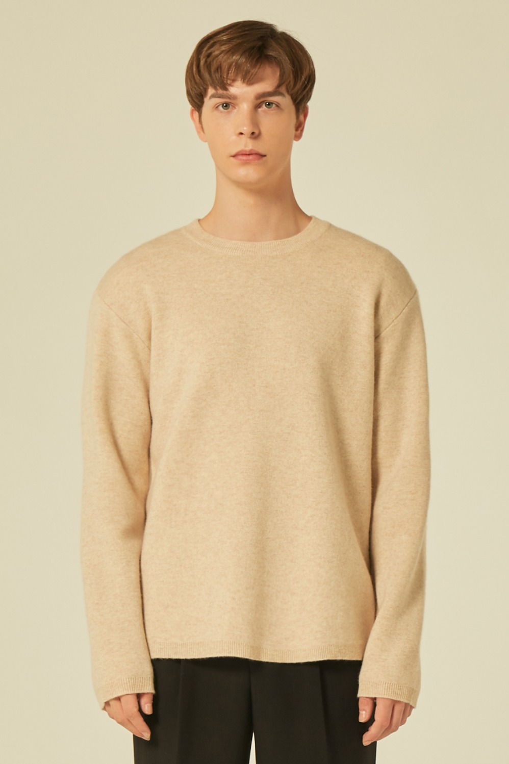 Cashmere Knit (Cream)